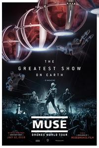 MUSE: DRONES WORLD TOUR Movie Poster
